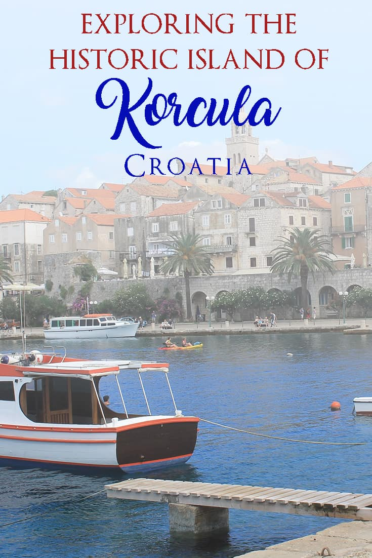 A guide to the best things to see, eat, and drink in Korcula if you're short on time.