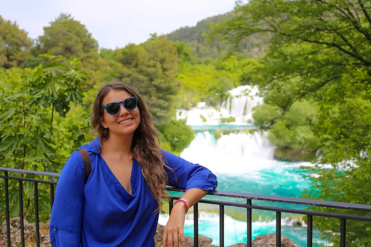 Besides the iconic waterfalls of Krka National Park