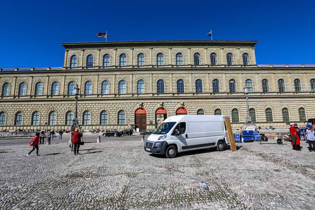 Visit the Munich Residenz