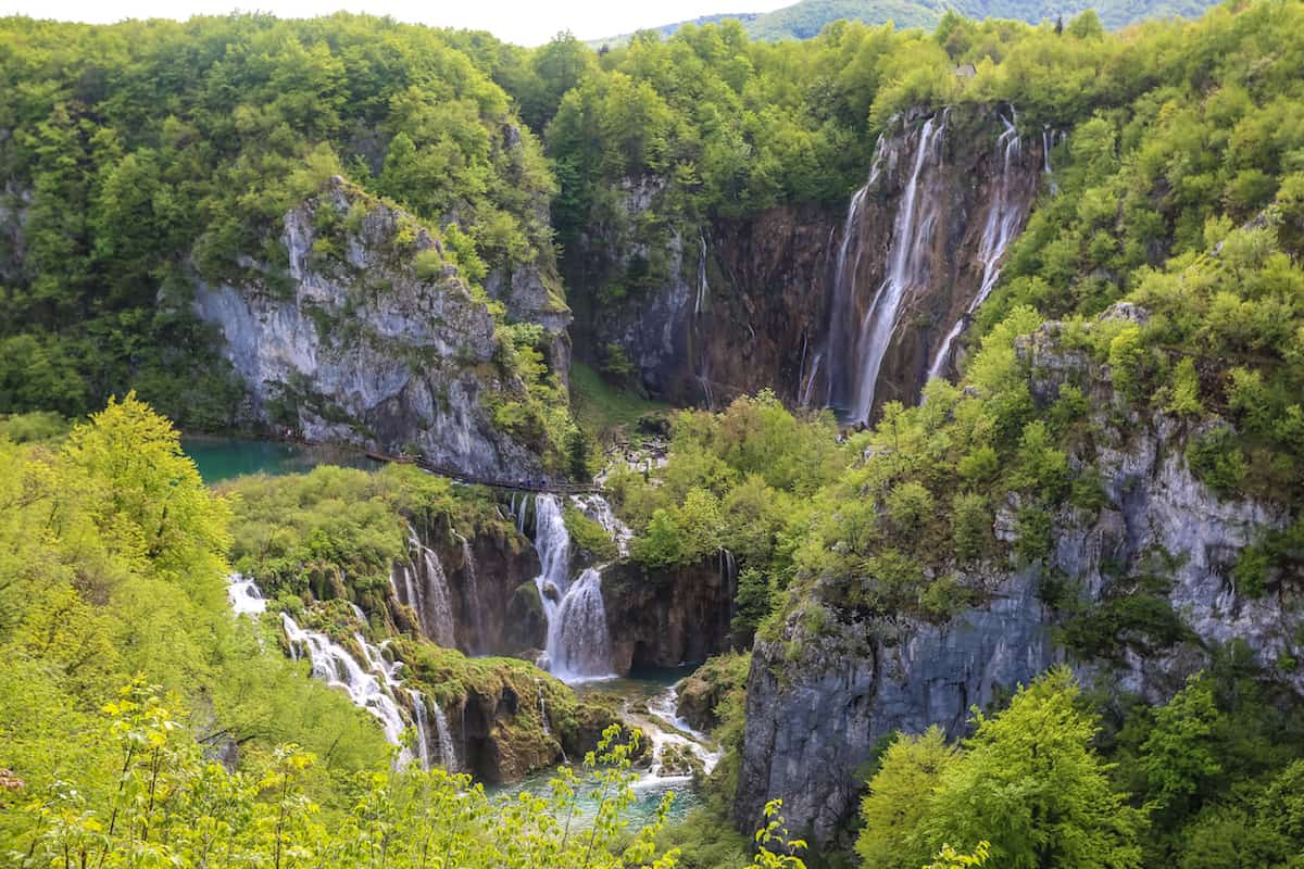 How to get to Plitvice Lakes National Park
