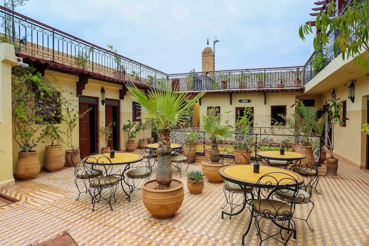 The Moroccan Riad Experience: Hotel Sherazade Marrakech