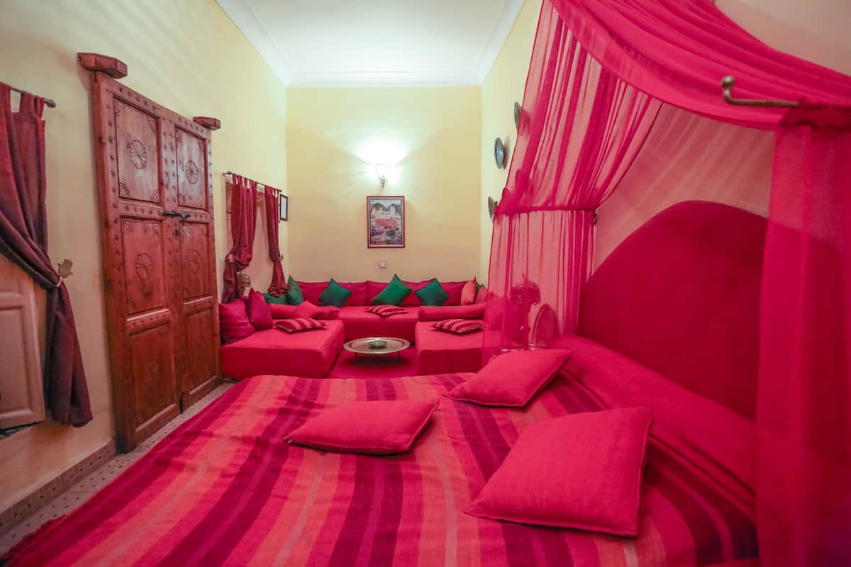 Hotel Sherazade bedrooms
