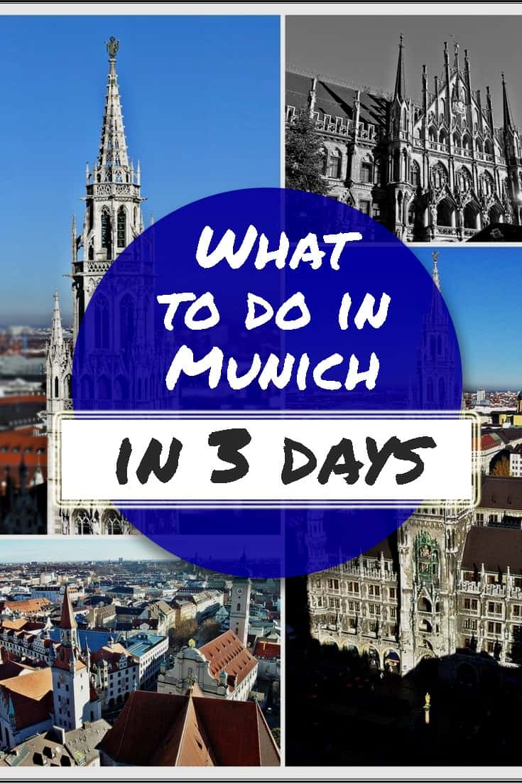 Munich is a charming city in Bavaria, Germany full of delicious German food, beer, and activities. Here's what to do in Munich in 3 days.