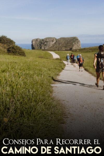 Consejos para caminar el camino de santiago en españa