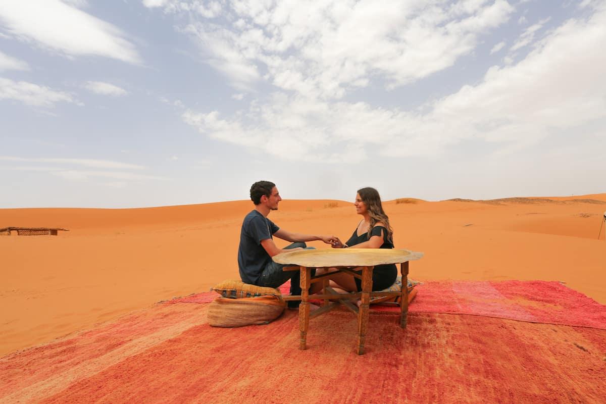 Glamping in Morocco's Sahara Desert Luxury camping