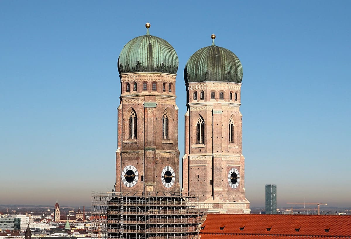 Visit the Munich Frauenkirche