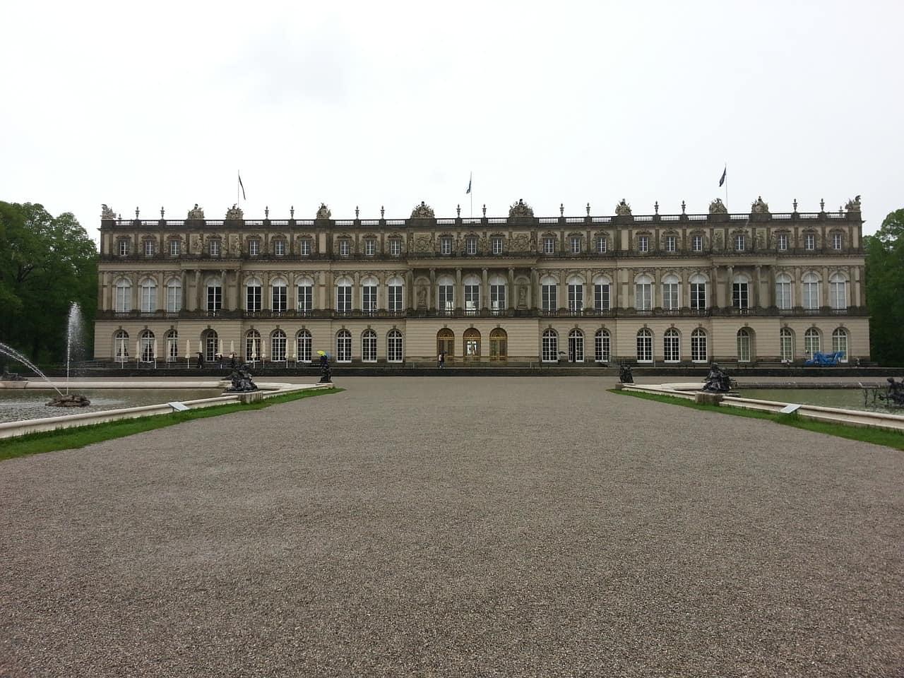 Castillo de Herrenchiemsee