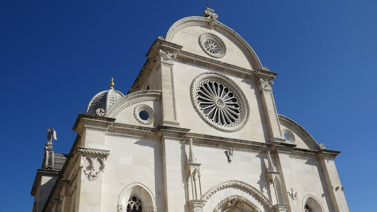 The Cathedral of St. James,Sibenik
