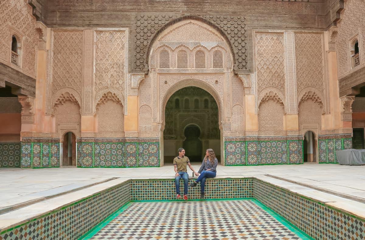 Visit the Ben Yossef Madrasa