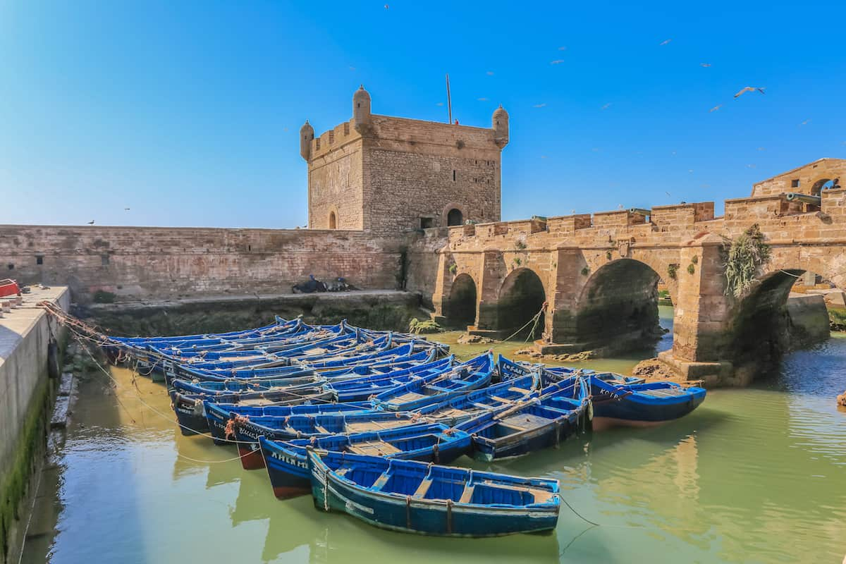 Take the most iconic photo of Essaouira