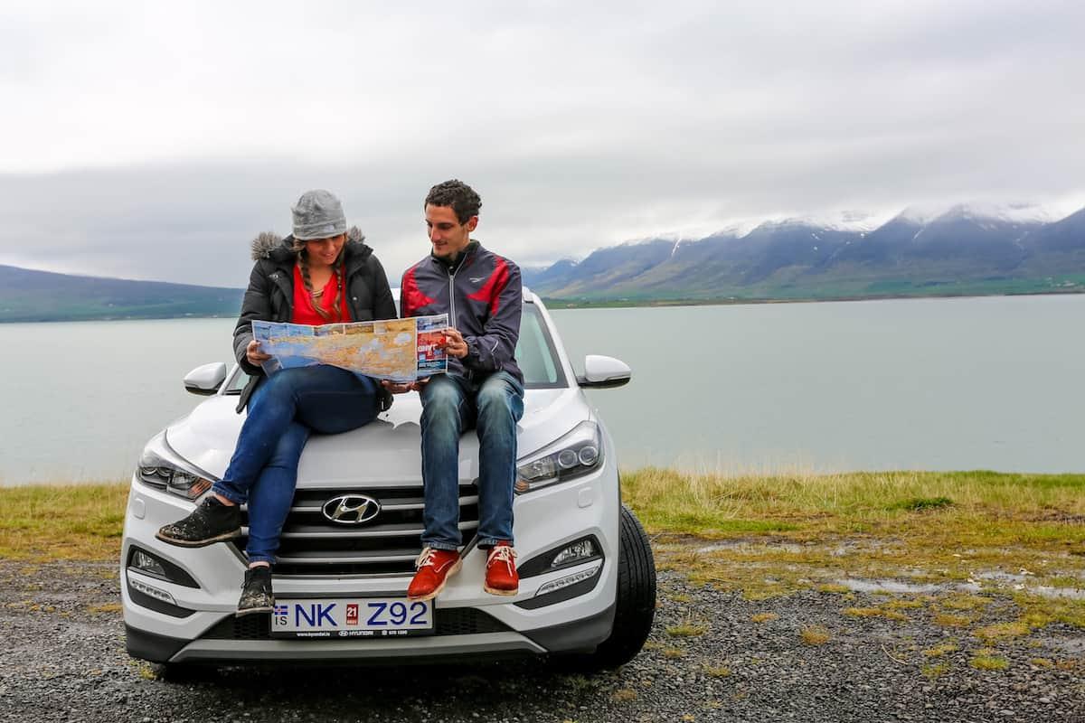 Guía Para Conducir la Ruta Circular, Ring Road, de Islandia