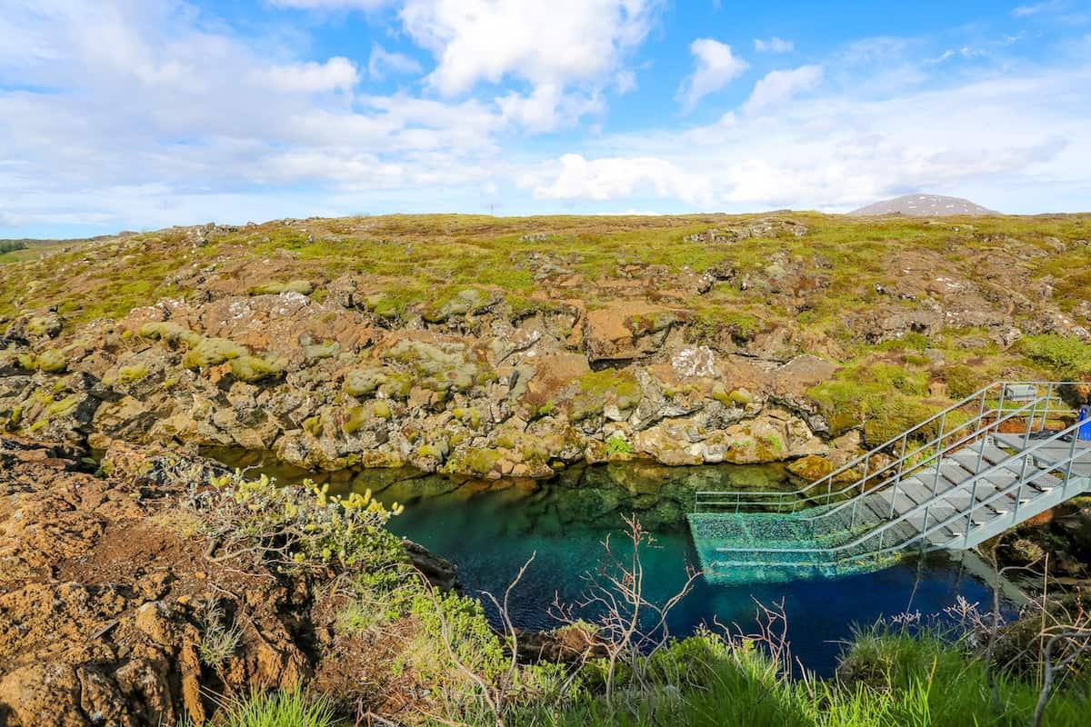 Þingvellir National Park Silfra