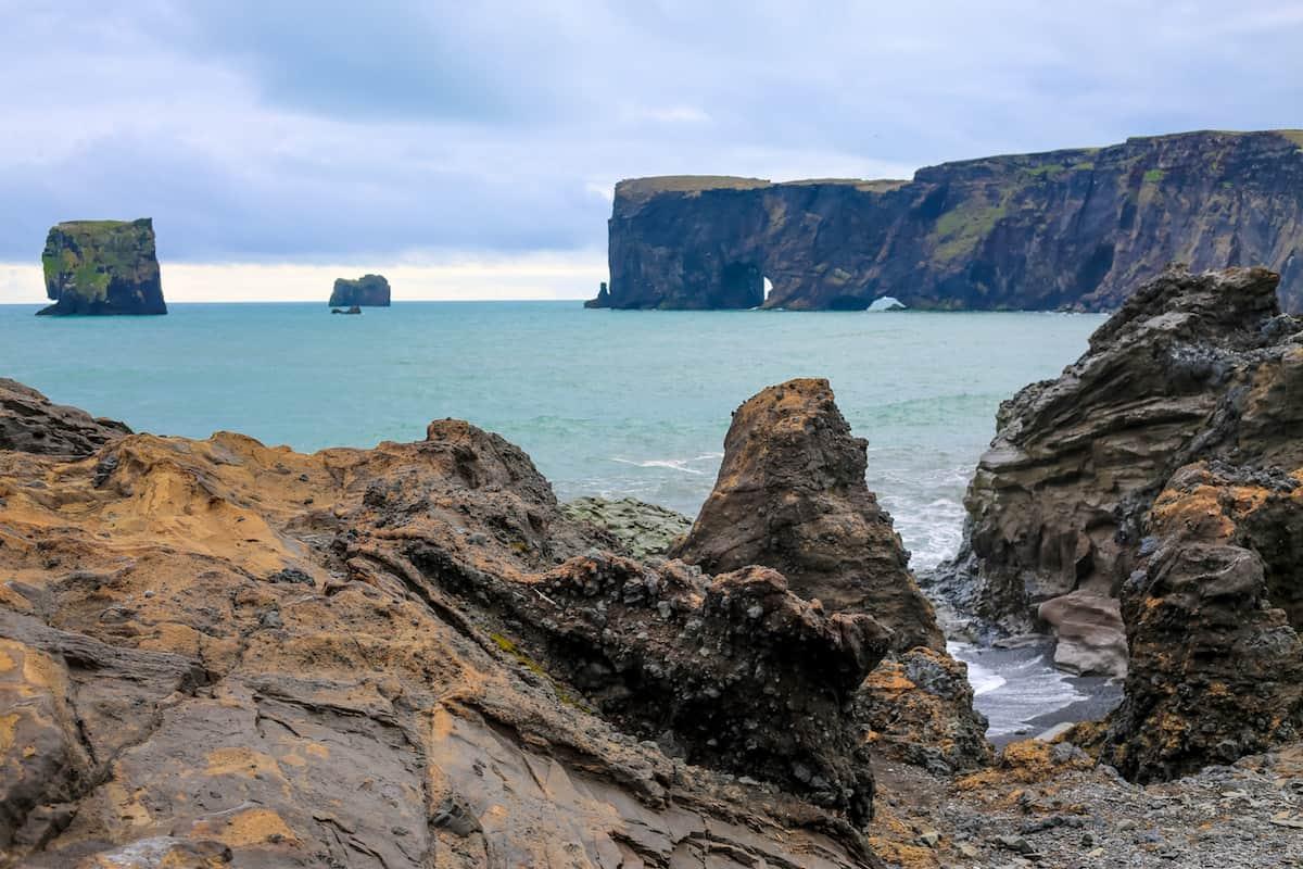 Arco de Dyrholaey Isladia