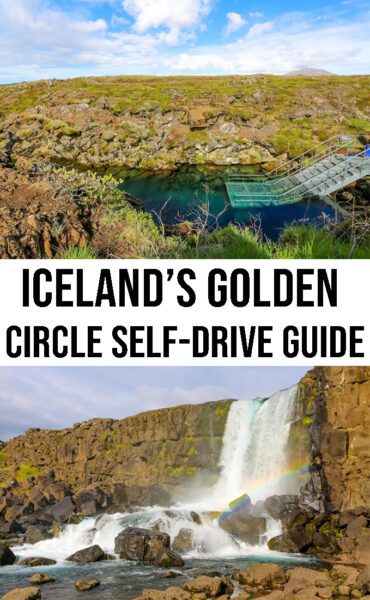 Iceland Golden Circle Self Drive Guide