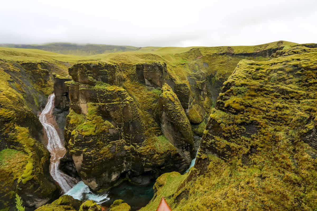 Las Mejores 22 Cosas Que Hacer en Islandia en Verano Cañon en Islandia