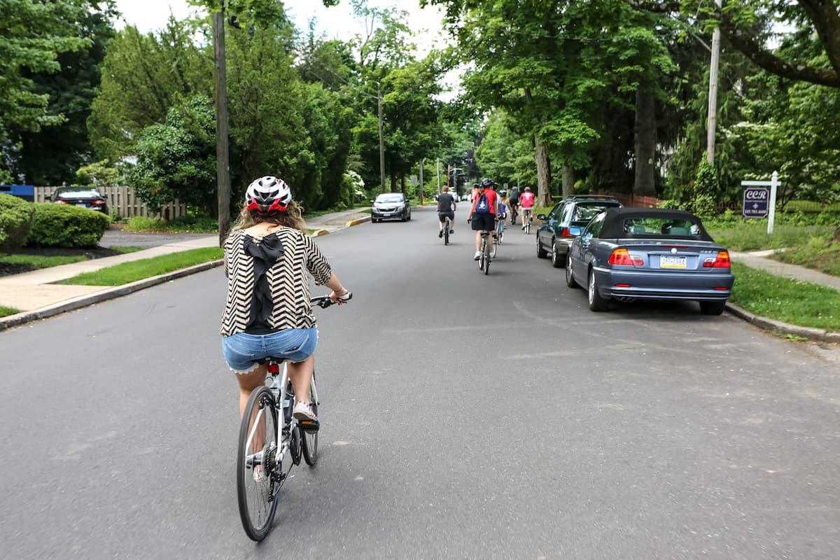 Haz un recorrido en bicicleta con Encore Rides