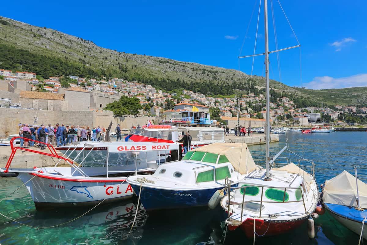 Visit the Old Port