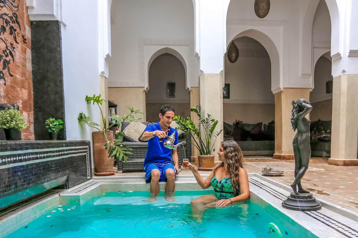 A Luxury Experience at the Riad Star in Marrakech