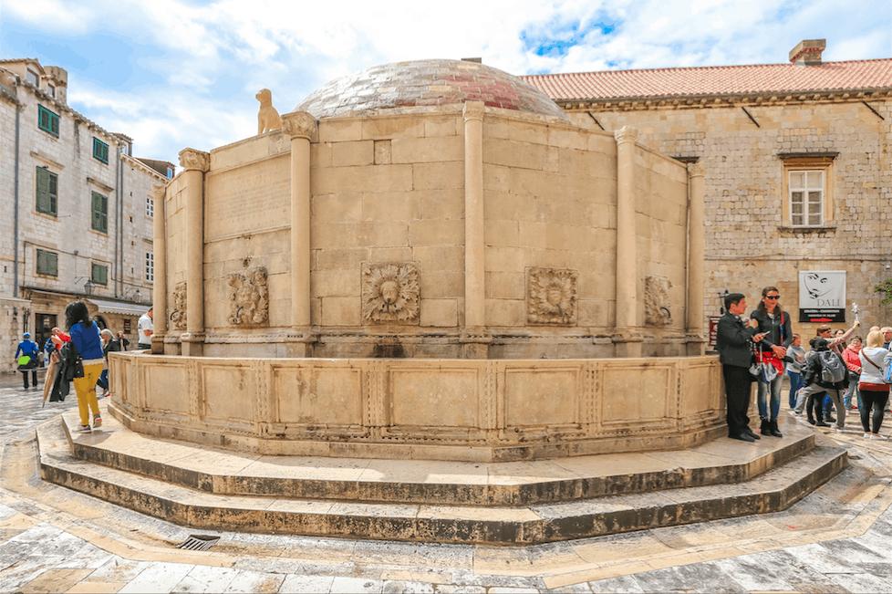 Big Onofrio's Fountain