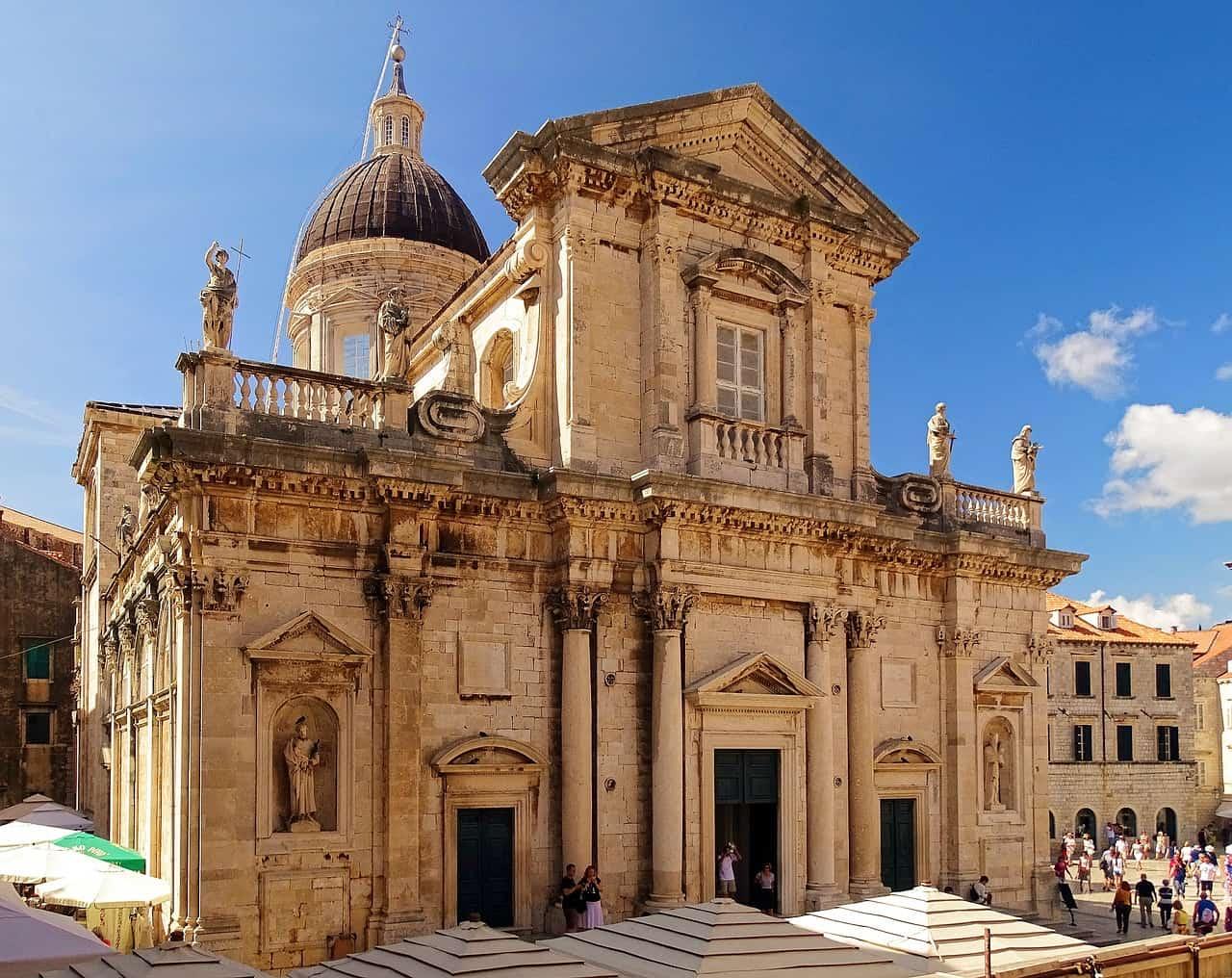 Go inside the Dubrovnik Cathedral