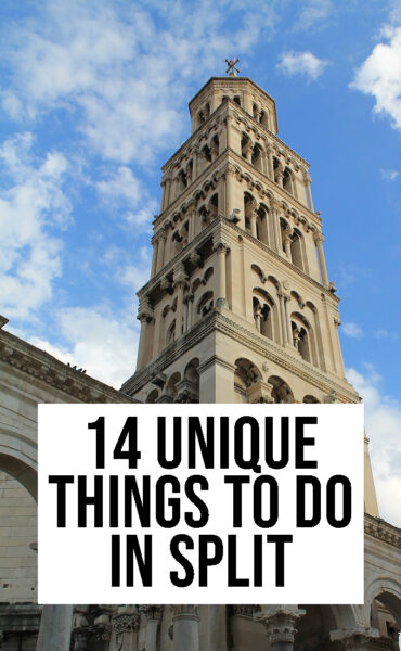 14 Unique things to do in Split