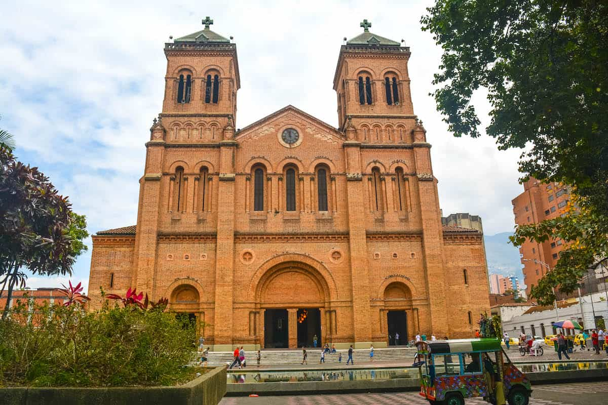 Metropolitan Cathedral of Medellin
