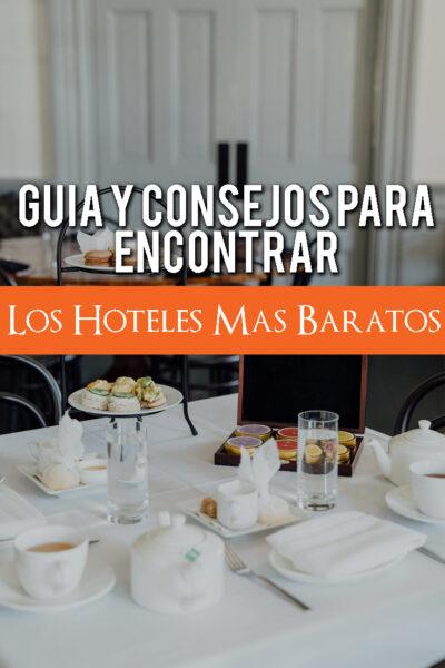 Cómo Encontrar Hoteles Baratos (Guía de Buscadores y Consejos)