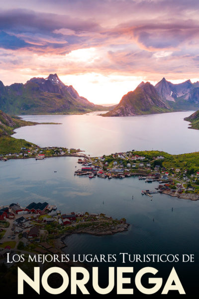 lugares turisticos para visitar en Noruega