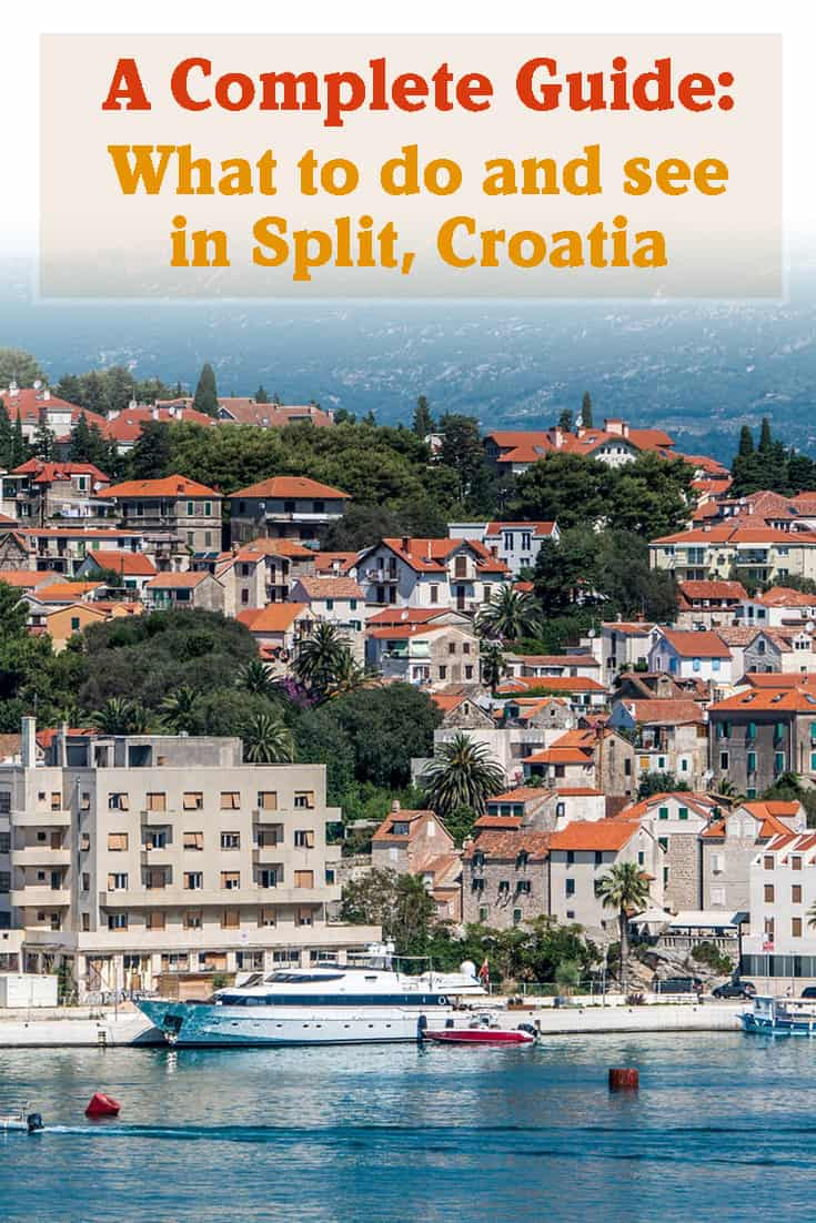 Here is a list of what to do in Split. Visit the Old Town. Check out this guide for the best things to do in Split