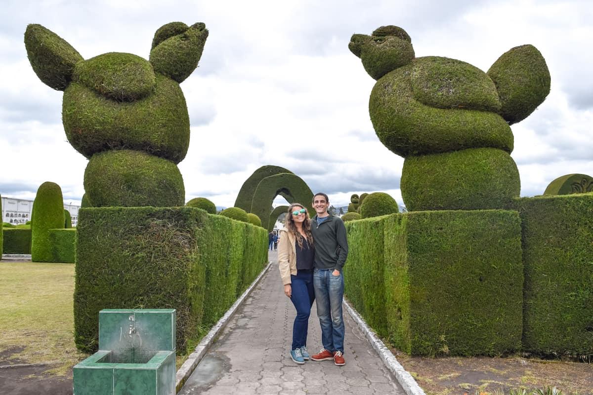 Cementerio de Tulcán, Ecuador
