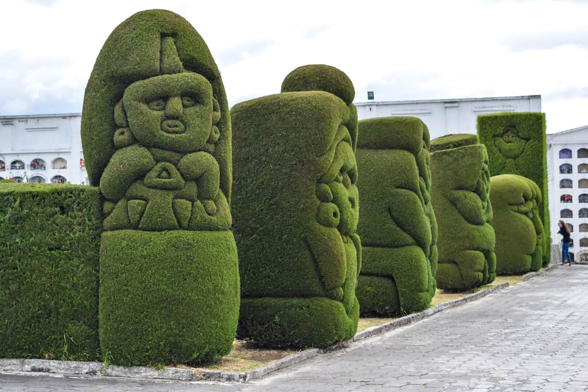5 Fotos que te Inspirarán Visitar el Cementerio de Tulcán, Ecuador