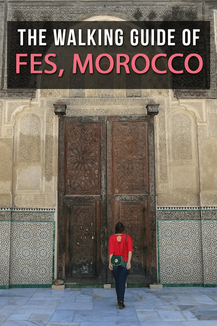 Fes is the cultural and handicraft center of Morocco. There's a lot of things to do in Fes, use our Fes guide and get lost in the Medina.