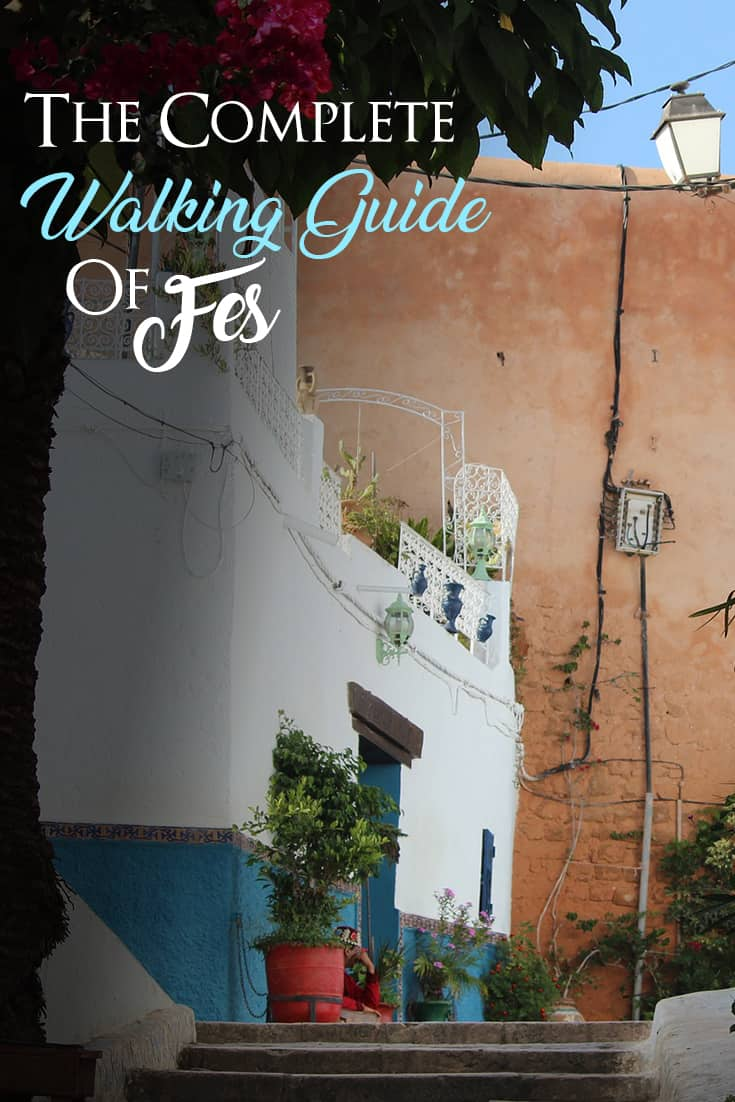 Fes is, in a word, chaotic. You'll need to be extra vigilant and watch your back . This travel guide to Fes, Morocco will help you with everything you need.