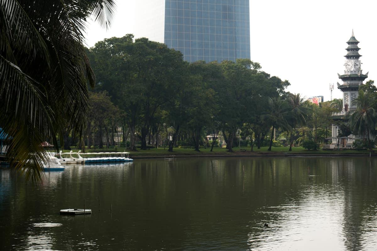 parque lumphini