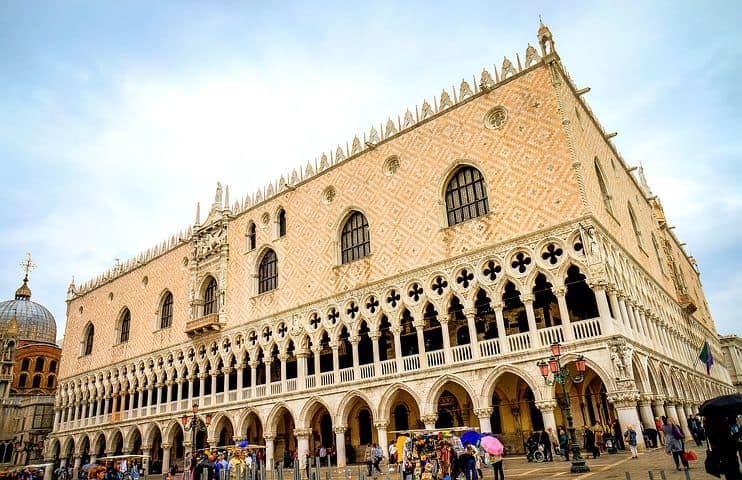 Palazzo Ducale en Venecia