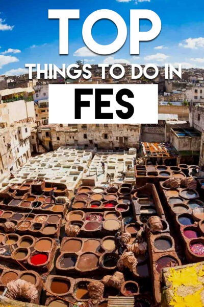 The best things to do in Fes