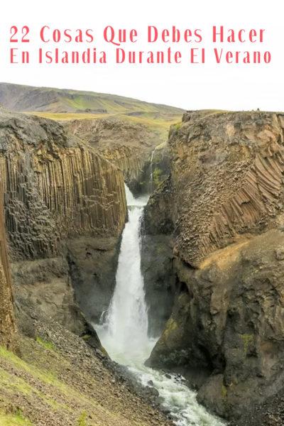 Las mejores 22 cosas que debes hacer en Islandia en el verano