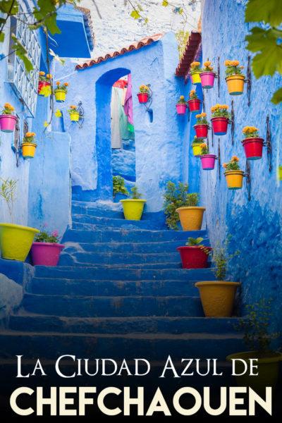 Guía de Que Hacer en Chefchaouen Marruecos