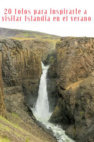 Las mejores 20 fotos de Islandia en el Verano