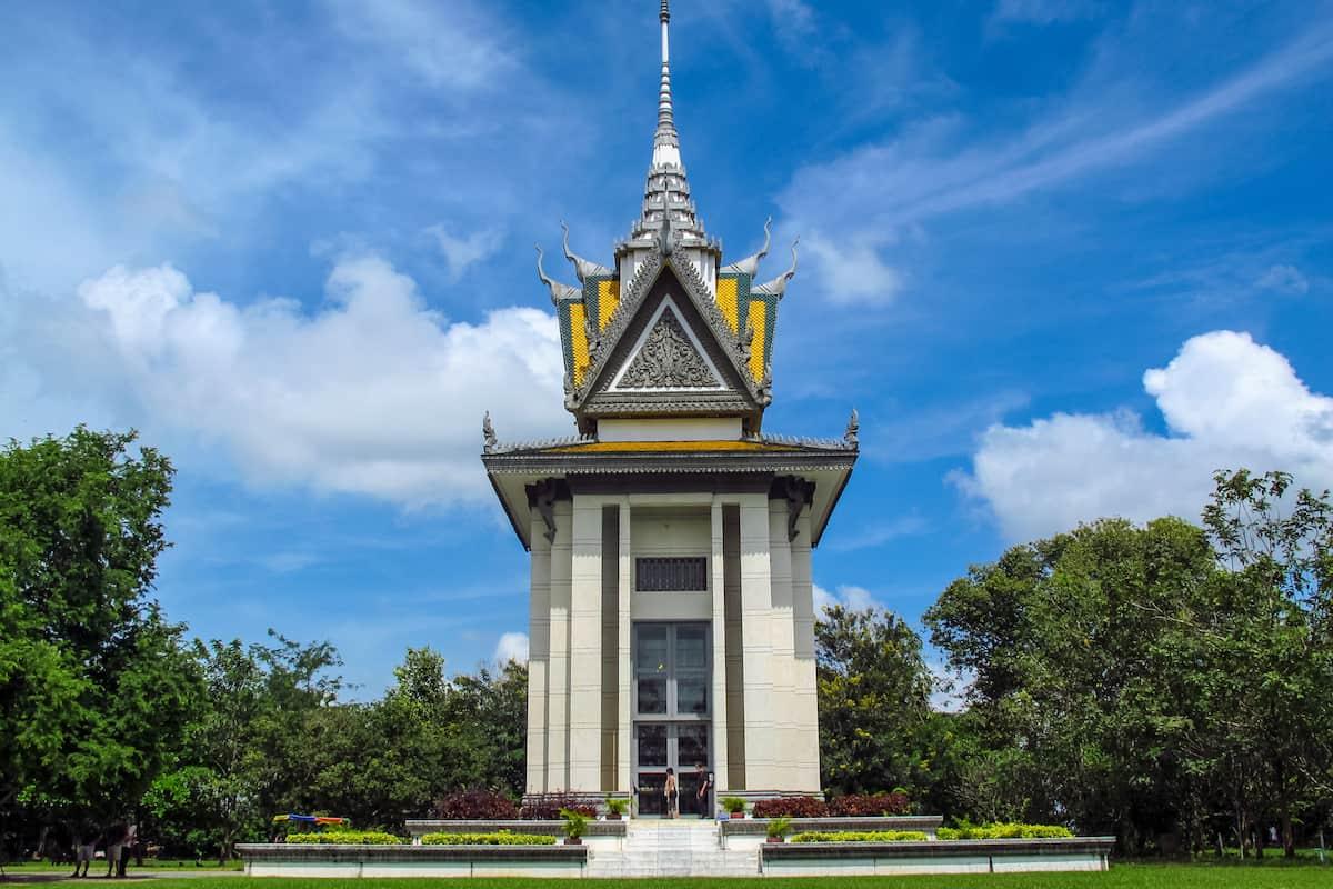 campos de exterminio camboya
