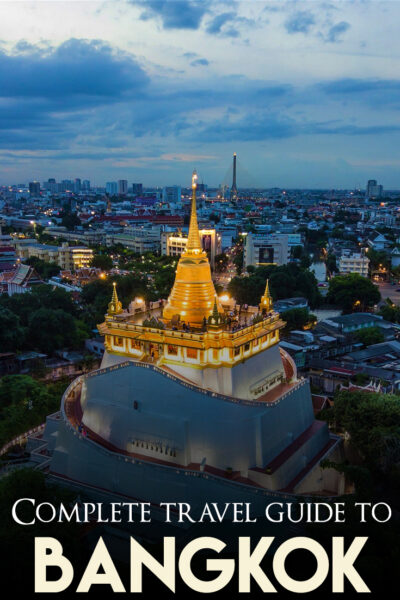 The best things to do in Bangkok in 2 days