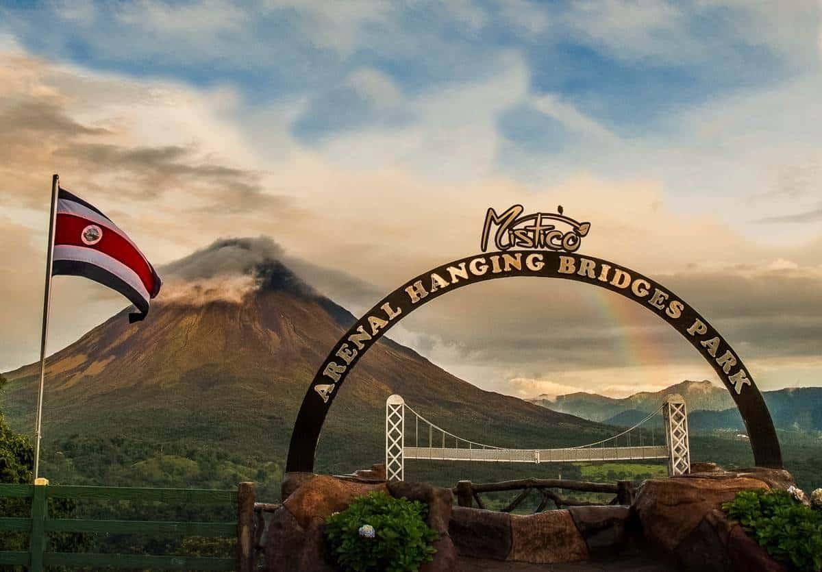 Parque Místico Puentes Colgantes - Cosas Que Hacer en La Fortuna