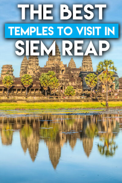 The best things to do in Siem Reap