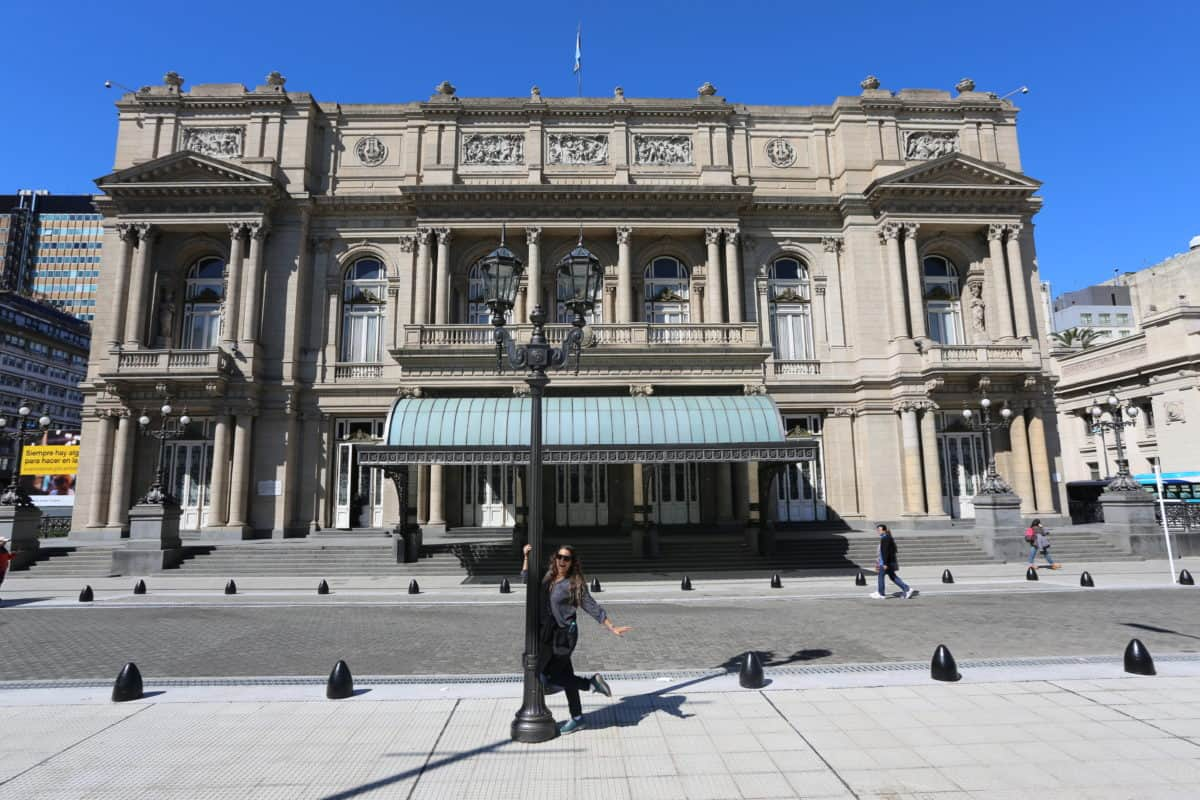 World Renowned Teatro Colón