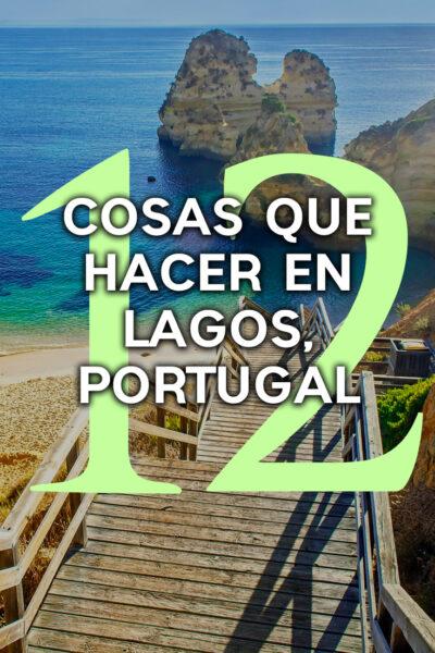 12 cosas que hacer en Lagos Portugal
