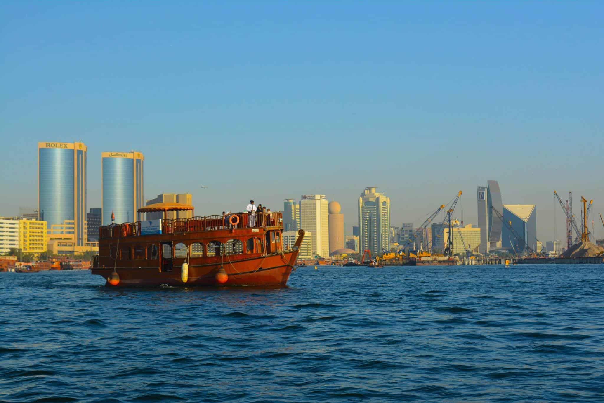 Bur Dubai – heritage site