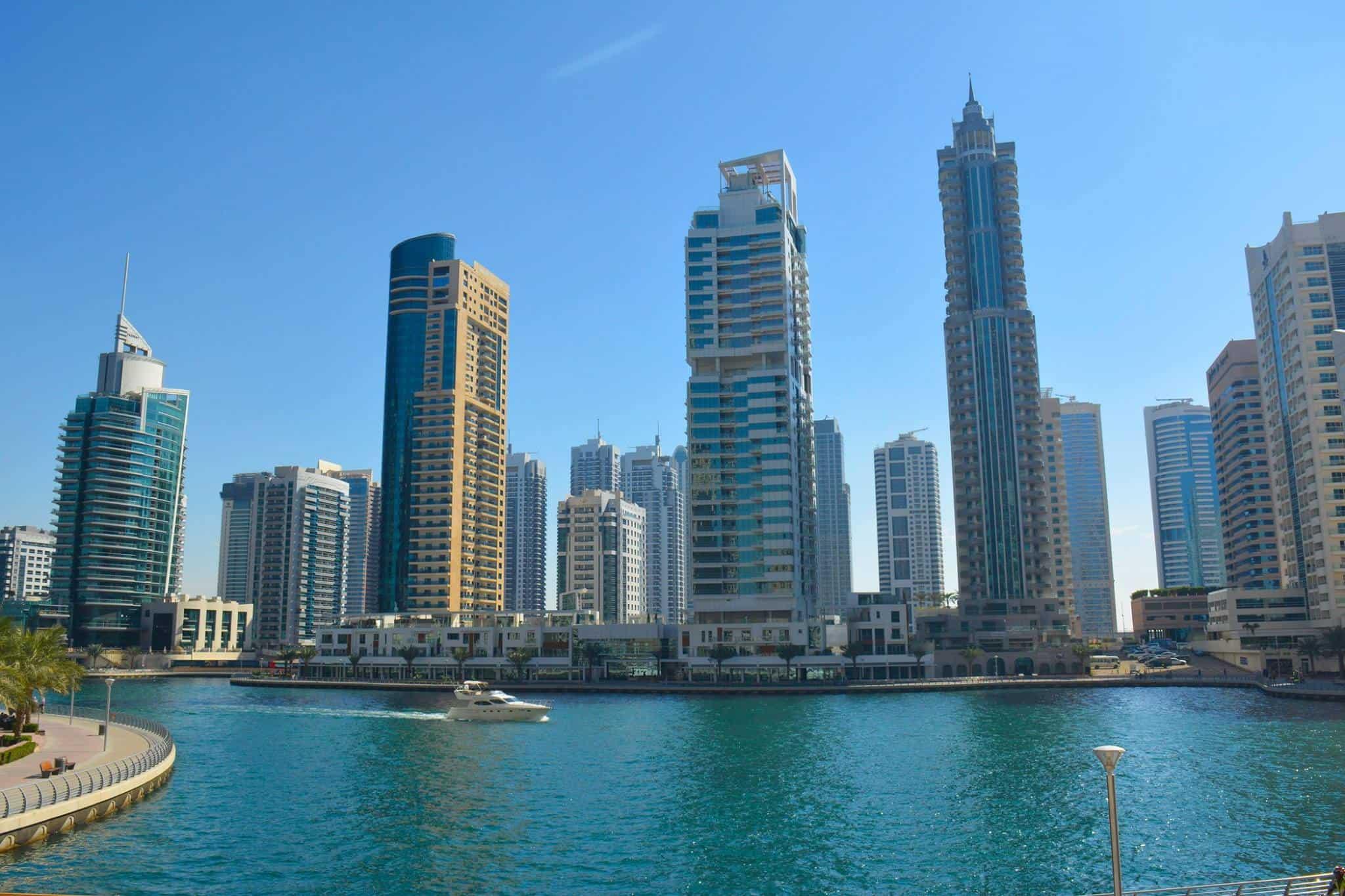 Torres del lago Jumeirah