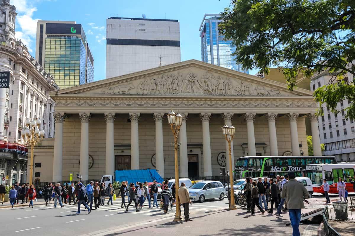 MetropolitanCathedral of Buenos Aires