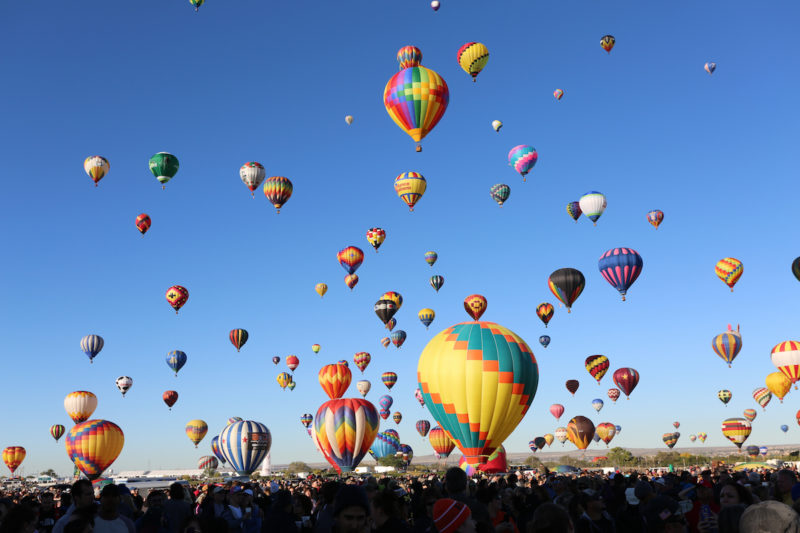 What you need to know about the Albuquerque Balloon Fiesta in New Mexico
