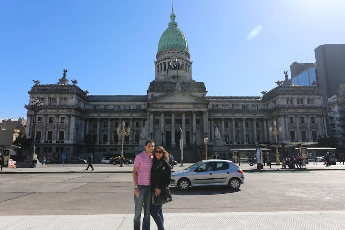 Tour del Congreso Nacional - Visitando Buenos Aires en tres días